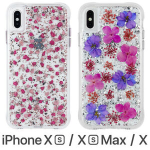 best website 9c01f 2aebd Details about Case-Mate Karat Petals Case Cover for Apple iPhone XS / XS  Max / X