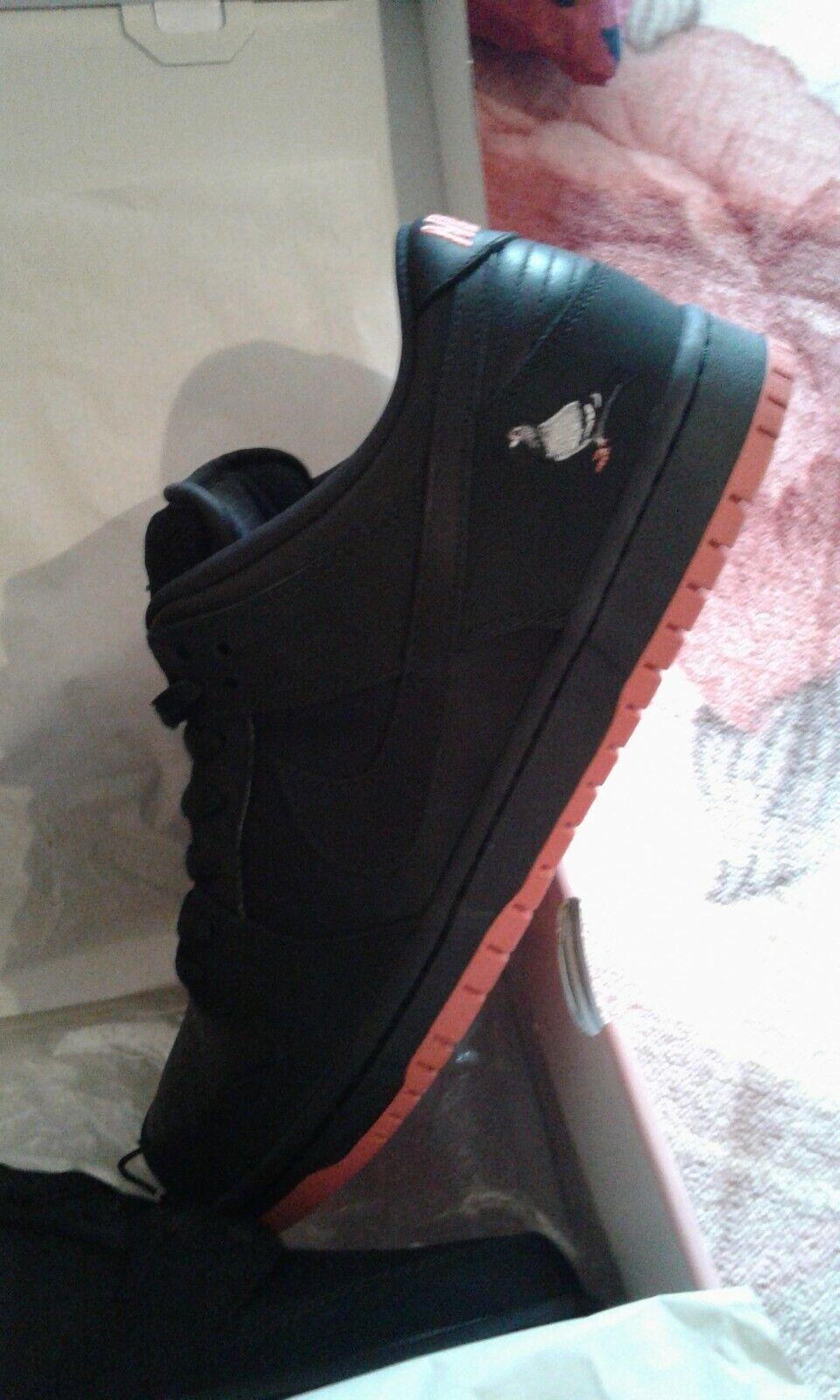 Nike sb dunk low schwarz pigeon, staple, EU 45   US 11 , 100% Original. NEU u. OVP