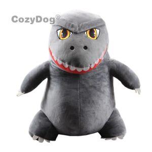 Ty Puppies Stuffed Animals, 20 Godzilla Plush Toy Huge Monster Gojira Dragon Stuffed Animal Doll Pillow Ebay