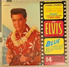 Elvis Presley – Blue Hawaii (Soundtrack) (LSP-2426) 1961 33rpm STEREO LP