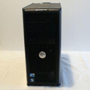 Dell Optiplex 780 MT Intel Core 2 Quad Q8400@2.66Ghz 4GB 250GB Windows 10 Pro