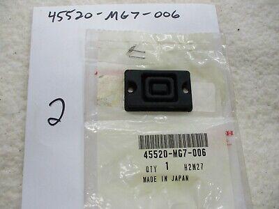 Honda Brake Master Cylinder Reservoir Diaphragm 45520-MG7-006 ATC TRX SPORT TRAX