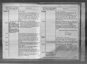 Kriegstagebuch des Marinekommandos Nord von 1939 - 1943