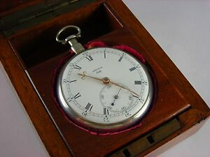 Antique John Arnold High Quality Duplex Fusee Pocket Watch
