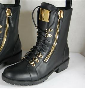 giuseppe zanotti biker boots