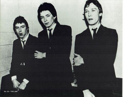 The Jam Rock Group 1970/'s Vintage Group portrait Photograph 10 x 8 inches No 45