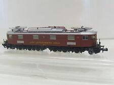 FULGUREX 4203-2 SPUR N E-LOK Ae 6/8 BRAUN der BLS SC11