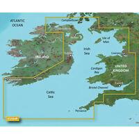 Garmin Bluechart G2 - Hxeu004r - Irish Sea - Microsd/sd