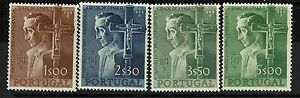 Portugal-SC-800-803-Mint-Never-Hinged-Lot-080917