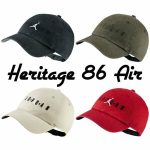 945627ec927 JORDAN HERITAGE 86 AIR JUMPMAN FLOPPY DAD HAT *AA1306* ASST. COLORS ...