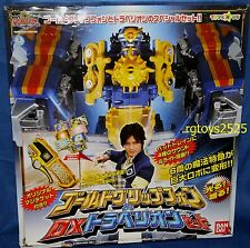 Power Rangers Mystic Force SOLAR STREAK Megazord New with Exclusive Gold Morpher