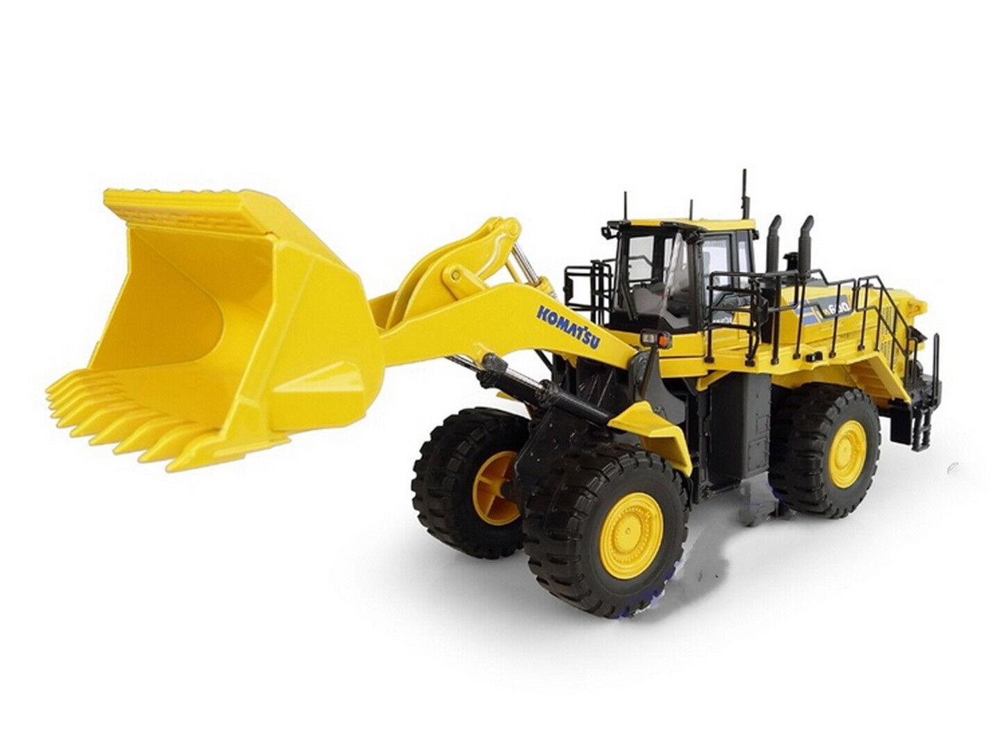 UH Universal Hobbies 1 50 KOMATSU  WA600-8 Wheel Loader Diecast Model UH8127  livraison gratuite et échanges.