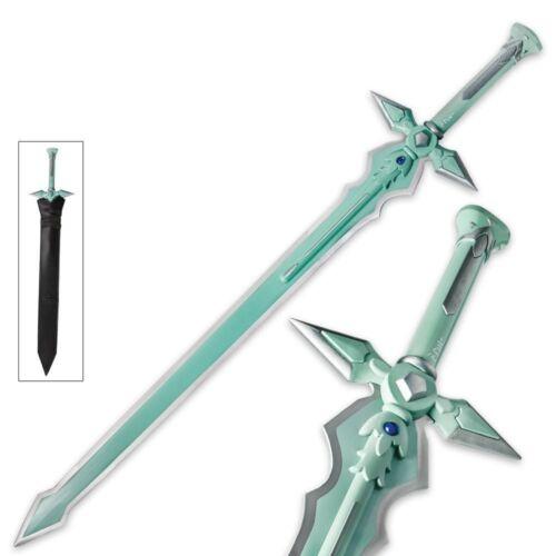 Dark Repulser SAO Great Sword of Kirito Carbon Steel Replica Sword