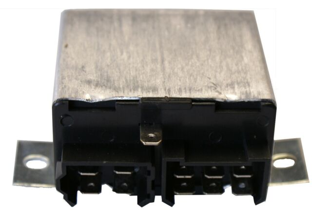 Hella warnblinkgeber 4dn001863-11 blinkgeber Flasher Unit 24v Electronic