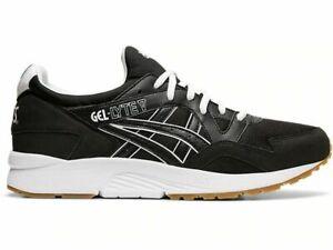 Combatiente castigo Alboroto  Asics Tiger Gel-Lyte V Black White Gum Men Lifestyle Sneakers gym  1191A229-001 | eBay