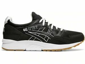 Details about Asics Tiger Gel-Lyte V Black White Gum Men Lifestyle Sneakers  gym 1191A229-001