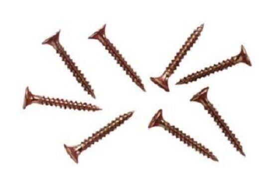 Clipsal BUGLE HEAD SCREWS 7x35mm 8-Gauge,Needle PointAUS Brand-100Pcs Or 250Pcs