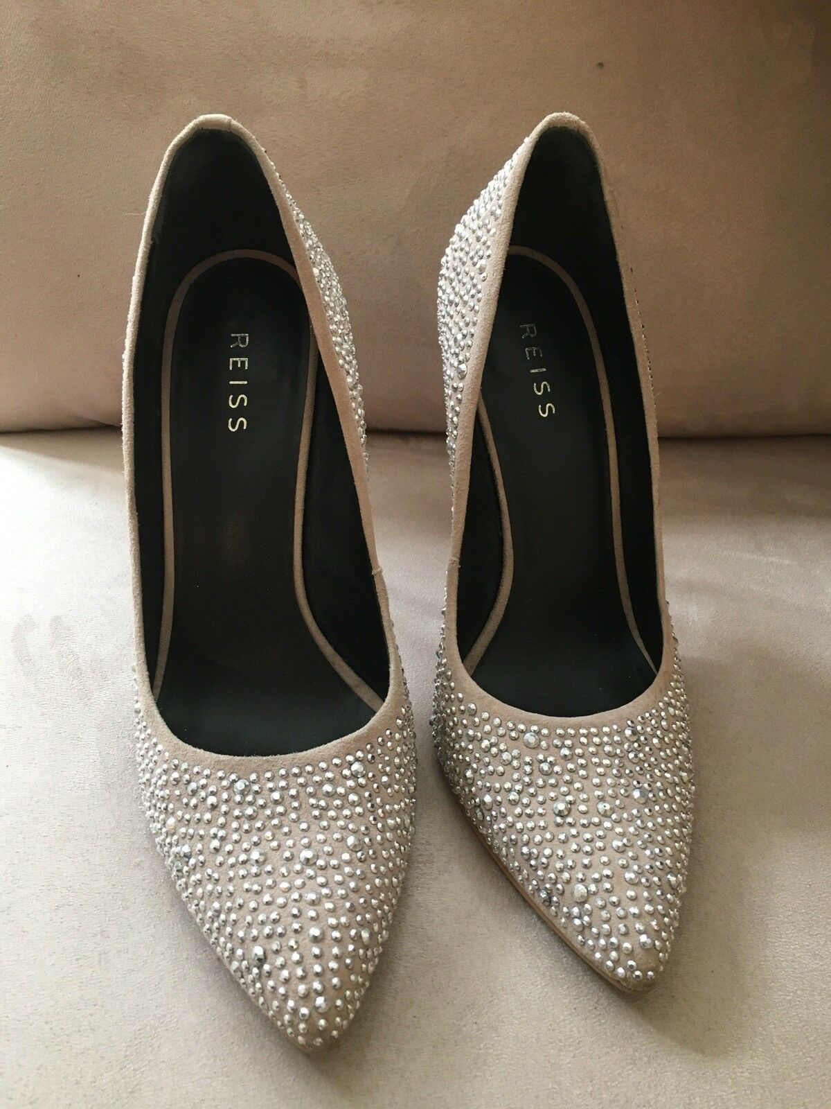 Reiss 39 Taille Classic High heel chaussures