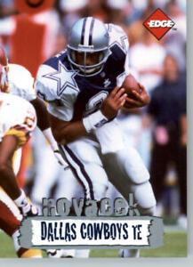 1996 Collectors Edge #62 Jay Novacek- Cowboys
