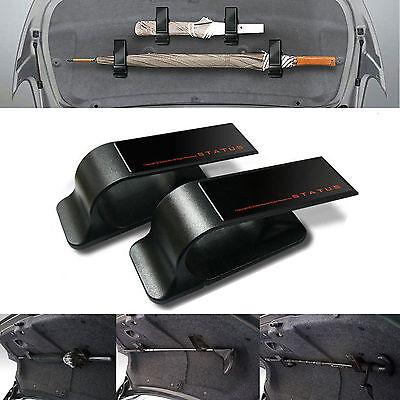 Car Multi Purpose Universal Trunk Lid Umbrella Holder hanger DIY Golf club Stick