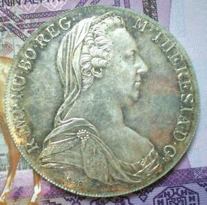 Austria-Thaler-1780-SF-Restrike-coin-KM-T1-7241