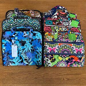 NWT-Vera-Bradley-HANGING-ORGANIZER-large-cosmetic-case-bag-jewelry-tote-travel