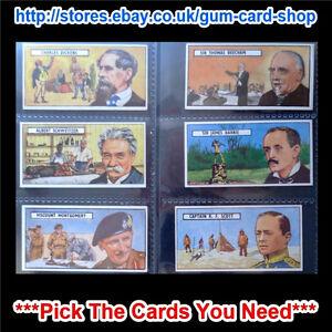 Lyons-Maid-GENTE-FAMOSA-1966-VG-Recogida-CARDS-que-necesita