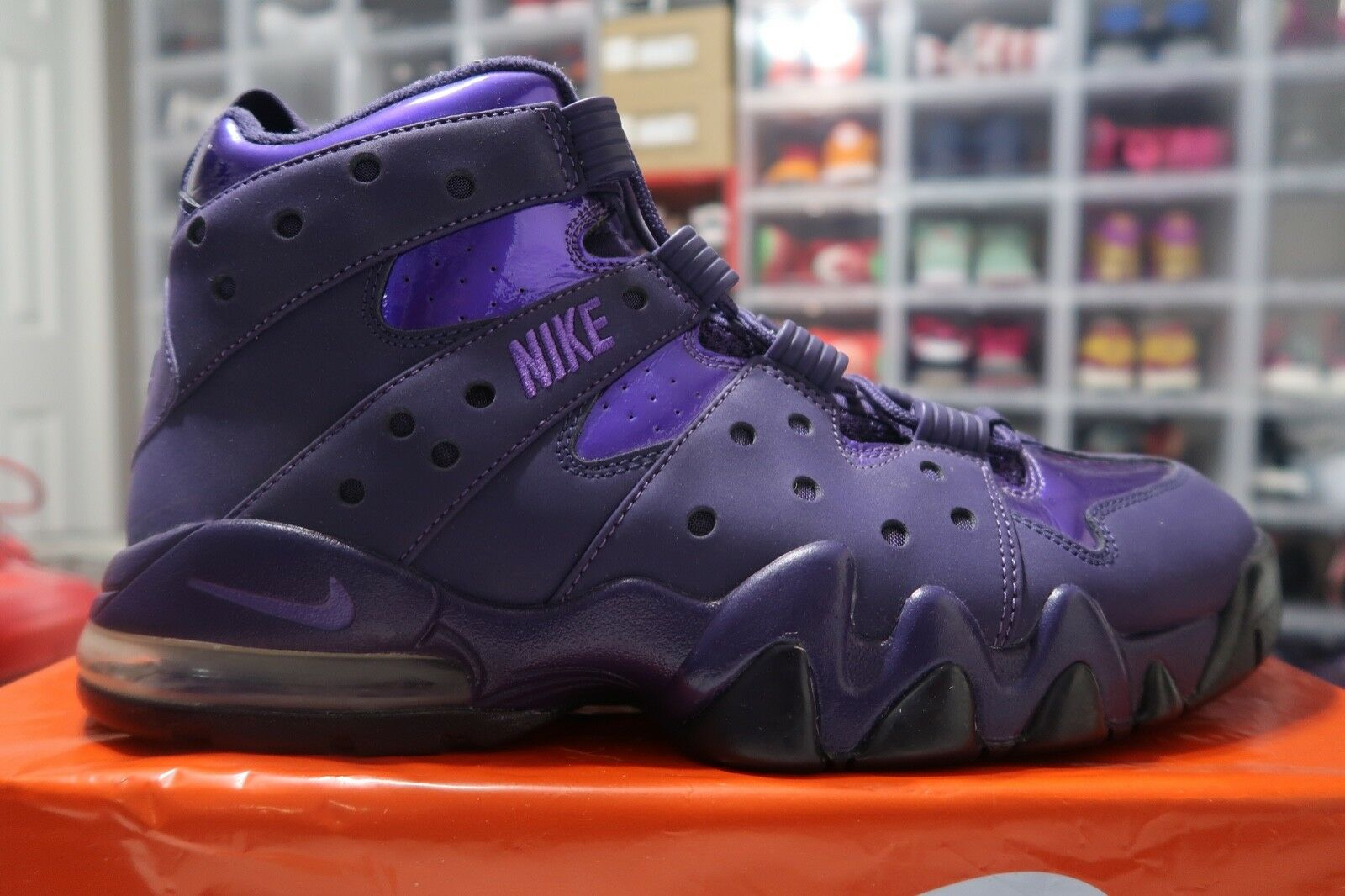 dc42f42a57 Nike Air Max Cb2 94 House of Hoops Exclusive Sze 11.5 416189-505 RARE