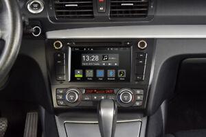 fur-BMW-1er-E81-E82-7-034-Android-Auto-Radio-Auto-Navigation-APP-WiFi-USB-BT-DAB