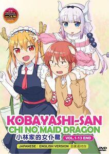 kobayashi-san chi no maid dragon ger sub