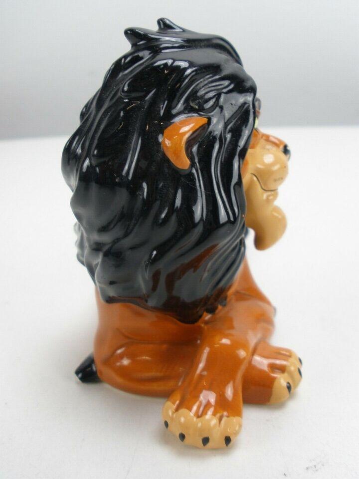 Scar - Løvernes Konge Figur, Disney