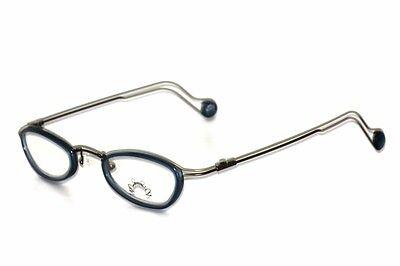 c80b399ab9d Eye DC EyeDC V182 010 Brille Braun Blau glasses lunettes