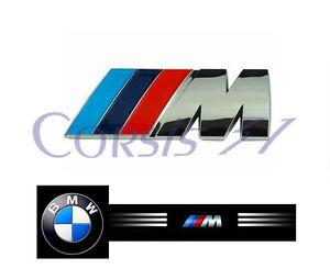 EMBLEMA-LOGO-LOGOTIPO-ADHESIVO-BRILLANTE-BMW-M-TEC-CROMO-CROMADO-M-SERIES