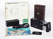 KIEV 30 Russian 16mm mini camera USSR Vintage Spy KGB w/ Film Case 1975 Good