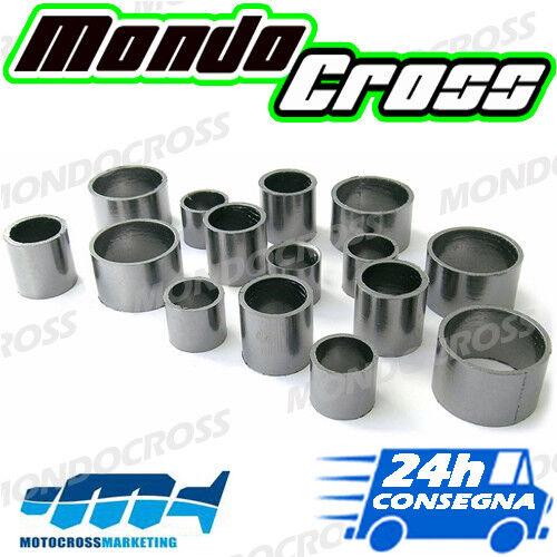 boccola marmitta MOTOCROSSMARKETING 48,5x41,3x23,5 HONDA CRF 450 R 2005 (05)