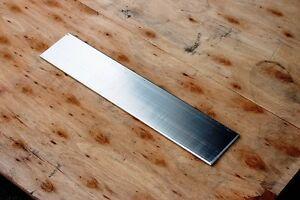 "1/4"" X 4"" Aluminum Plate 20"" Length Polished Mill Bar Stock .25"" .250"""