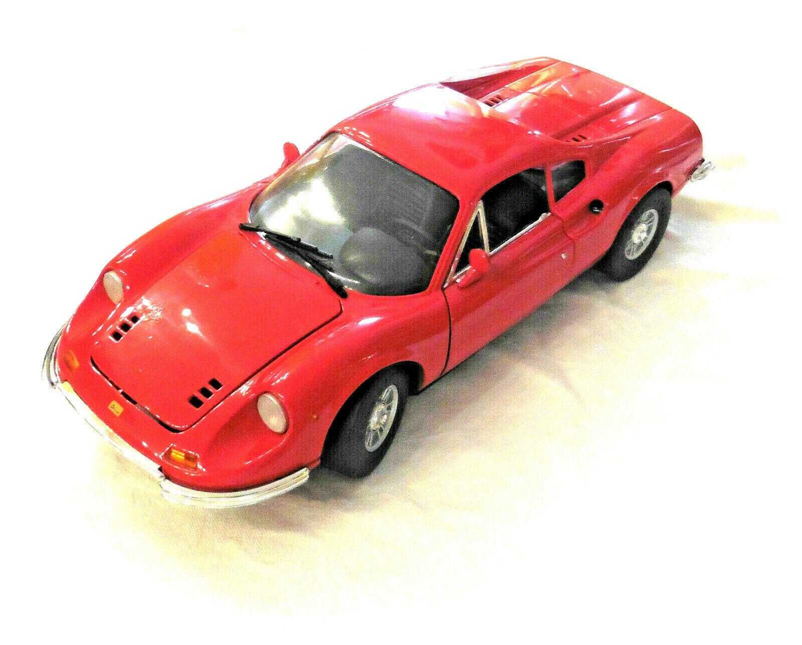 ANSON MAJORETTE  Ferrari Dino 246 GT, 1 18, mint
