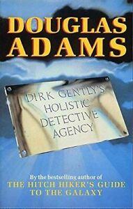 Dirk-Gently-039-s-Holistic-Detective-Agency-Adams-Douglas-Very-Good-Paperback