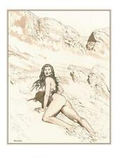 Touna Mara #2 LUSSO-Hardcover M. sign. pressione GALLIANO + Milano ex lim.222. (Manara)