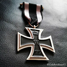 Iron Cross WW1 German Medal 2nd Class 1914-1918. Military Medal Prussia Repro