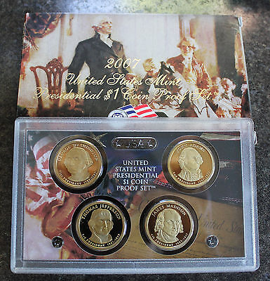 Two 2016 Ronald Regan Colorized Presidential Dollars P and D Mint Pairs