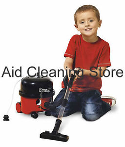 Casdon-Henry-Toy-Hoover-Vacuum-Cleaner-Childrens-Kids-Childs-Role-Play-Set-Tidy