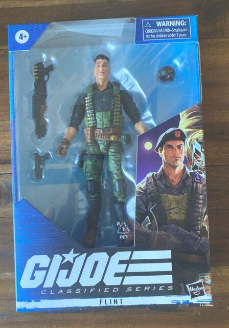 "Flint 6"" Action Figure #26 GI Joe Classified Series 2021 Hasbro Sealed"