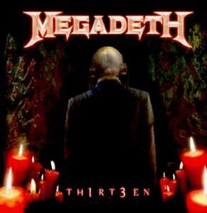 Megadeth-Th1rt3en-CD-NEW