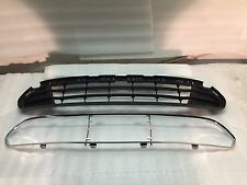 10 11 12 FORD FUSION BUMPER GRILLE AND CHROME TRIM *SET* W/O SPORT NEW FO1036127