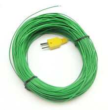 Extra Long 82ft 25m K Type Thermocouple Wire For Digital Thermometer Temperature