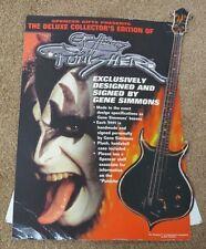 Keychain Guitar Bass Cort Punisher Gene Simmons Kiss