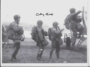 Details about CLANCY LYALL 101ST AIRBORNE 506 PIR, EASY CO, BAND OF  BROTHERS RARE SIGNED PHOTO