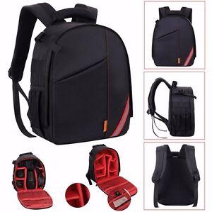 Canon-EOS-Nikon-Sony-Camera-Bag-Backpack-Case-Waterproof-Shockproof-DSLR-SLR