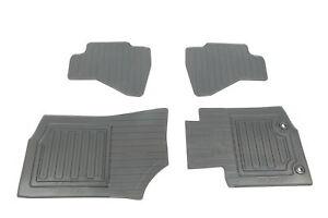 SCHWARZ NEU $$$ $$$ Original Lengenfelder Fußmatten passend für Toyota Aygo